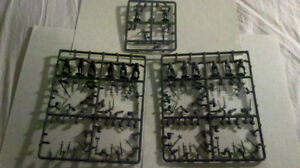 Perry miniatures heavyarmour foot NOS warhammer