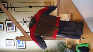 manteau hiver garcon GUSTI 2 ans