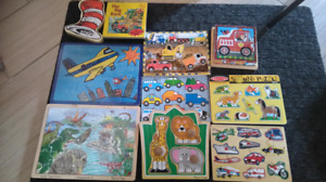 Sold pending pickup - Wooden Puzzles