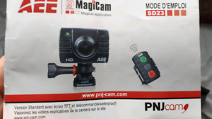 Action cam AEE SD23