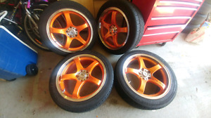 Dai alloys rims
