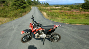 2013 pitster pro dirtbike