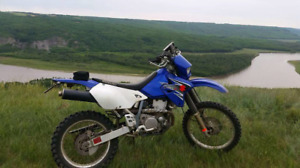 2007 DRZ400S trade for small car, truck or suv.
