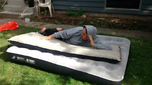 Air mattresses  For for salewith pump.