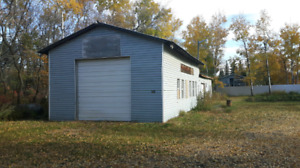 Shop for sale in Star City (between melfort and tisdale)