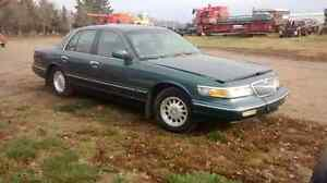 For Sale 1996 Mercury Marquis