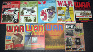 War Monthly, World War II, After the Battle Magazines