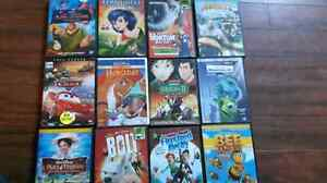 Bunch of Disney/kids/Family Dvd's about 39..best offer on all..w