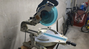 "10"" Makita Dual bevel Sliding Miter Saw with Laser"
