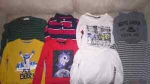 Boys long sleeve shirts size 4 London Ontario image 1
