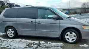 Van  Grey Color. SOLD