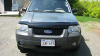 2005 Ford Escape xlt SUV, Crossover V/6 3L