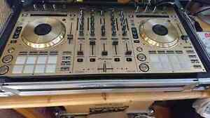 Pioneer  DDJ SX Limited Gold Edition  & Case