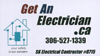 Electrician-www.GetAnElectrician.ca-YOUR SAFETY IS OUR CONCERN