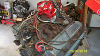 looking for old  331-354-392 chrysler hemi parts