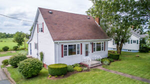 NEW PRICE! Charming, Bright, Move-in Ready Home in Shubenacadie!