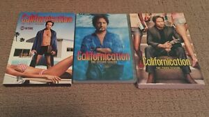 Californication 1st, 2nd & 3rd DVD Sets St. John's Newfoundland image 1