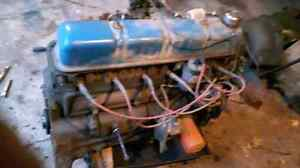1957 Ford f100  223 inline six and other 223 parts Cambridge Kitchener Area image 2