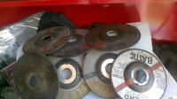 Variety of grinding cut off disks