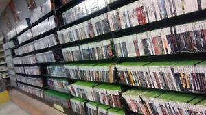 We Buy & Sell Video Games of Every System! Trade Old 4 NEW!