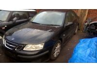 Breaking Saab 93 9-3 150bhp 170 Parts Only