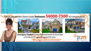 PC275 Realty offers 2.75%* full realtor service commision