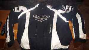 Snowmobile jacket FXR Team SX