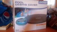 Intex pool cover