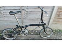 Brompton bike QUICK SELL