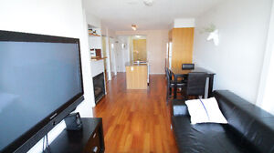 1 bedroom plus den Vancouver West End