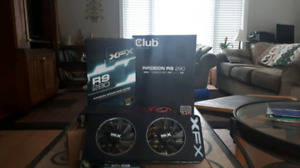 Two AMD r9 290's