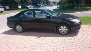 2003 Toyota Camry LE *low mileage and safety*
