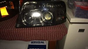 F150 head lights 2005