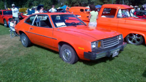 1979 Ford Pinto  - REDUCED OBO