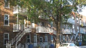 Verdun - Logement 3 ½ à louer dans une coop d'habitation