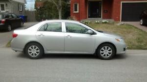 Toyota Corolla 2010