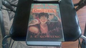 Harry Potter and The Goblet of Fire Book by John. Kijiji. Rowlin