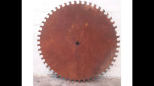 Wanted couple old Sawmill blades