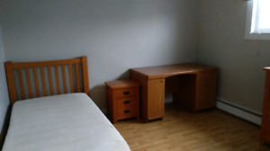 Fully Furnished 3 Bedroom near MUN - Available Now!