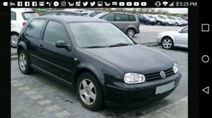 Wanted: Volkswagen Jetta, Beetle or Golf