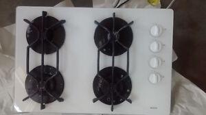 Bosch Gas Cooktop - White