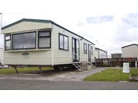 4-6 berth caravan to hire in towyn