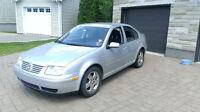 2002 Volkswagen Jetta 149 000kilo