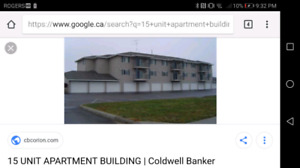 Looking to Purchase Apartment Building