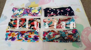 Girl's headwraps