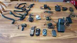 COLLECTION OF OLD CELL PHONES