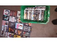 Dvds and bluerays and boxsets