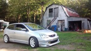 Honda civic sir ep3 2004