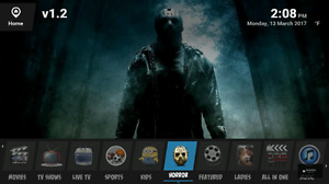 2017 3D 4K MODEL Android TV running Kodi 17  krypton Edmonton Edmonton Area image 6