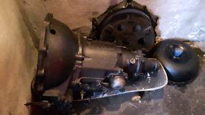 2 Speed Powerglide Transmission